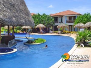 Ecoplaya Beach Resort in La Cruz Guanacaste