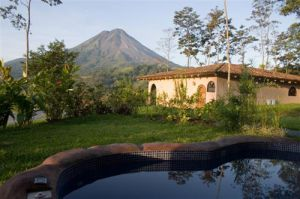 Hotel Mountain Paradise in Arenal