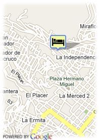 map-Hotel Patio Andaluz