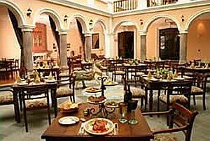 Hotel Patio Andaluz in Quito