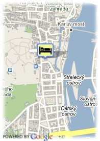 map-Best Western Hotel Kampa