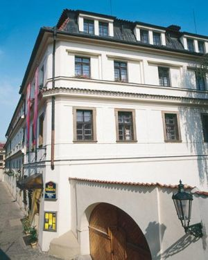 Best Western Hotel Kampa in Prague