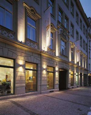 Yasmin Hotel in Prague