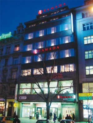 Ramada Grand Hotel Symphony in Prague