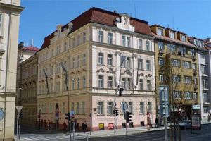 Hotel William in Praag