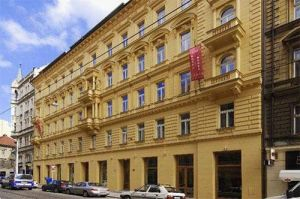 Hotel Manes in Prague