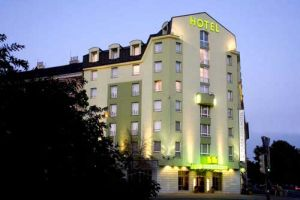 Luxe Hotel: Plaza Alta Hotel in Praag