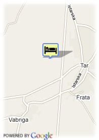 map-Valamar Club Tamaris