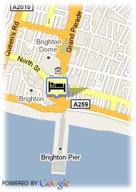 map-Hotel Royal Albion