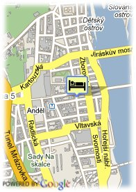 map-La Boutique Hotel