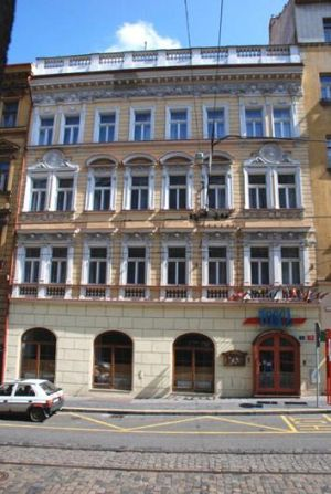 Tosca Hotel in Praag