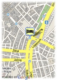 map-Hotel Majestic Plaza