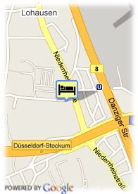 map-Hotel Messehotel-Medici
