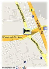 map-Air Hotel Wartburg