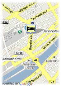 map-Hotel Savoy
