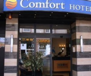Hotel Comfort Frankfurt City  Center  in Frankfurt