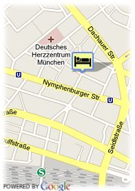 map-Erzgiesserei Europe Hotel