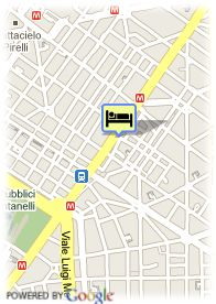 map-Starhotels Ritz