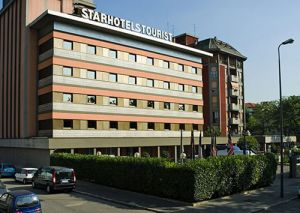 Starhotels Tourist in Milaan