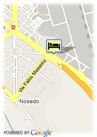 map-Starhotels Business Palace