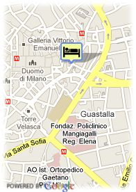 map-Hotel Galileo