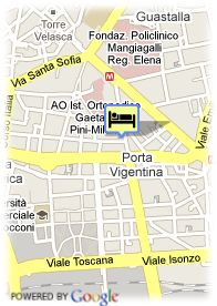 map-Crivi's Hotel