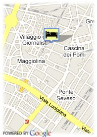 map-Express By Holiday Inn Milan Bicocca