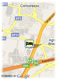 map-Hotel Colleoni