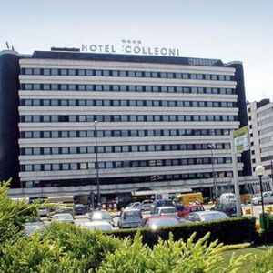 Hotel Colleoni in Agrate Brianza
