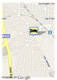 map-Starhotels Grand Milan