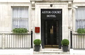 Romantisch weekendje in Hotel Astor Court in Londen