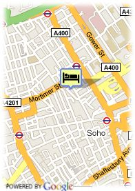 map-Hotel Rathbone