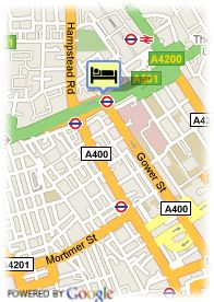 map-Hotel Euston Square