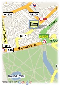 map-Hotel Royal Eagle
