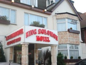 2 sterrenhotel Hotel King Solomon in Londen