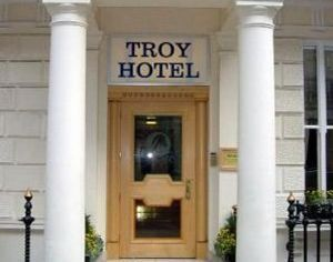 Hotel Troy in London