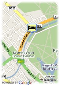 map-DoubleTree by Hilton Hotel London Victoria