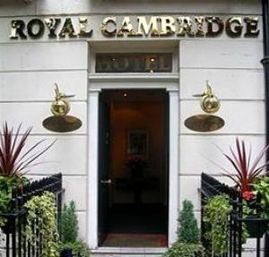 Romantisch Hotel Hotel Royal Cambridge in Londen