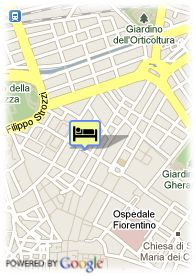 map-Cellai Boutique Hotel