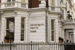 Charme Hotel: Hotel Kensington Rooms in Londen