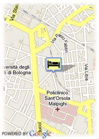 map-Golden Tulip Aemilia