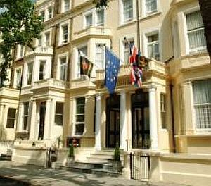 Hotel City Continental in Londen