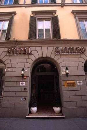 Hotel Galileo in Florenz