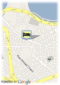 map-Hotel Riad Souss (Antiguo Val D'Anfa)