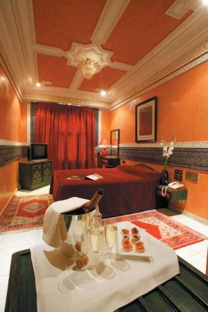 Hotel Riad Souss (Antiguo Val D'Anfa) in Casablanca