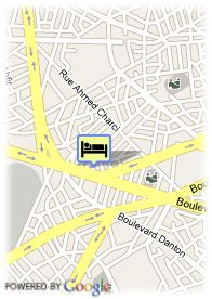 map-JM Suites Hotel