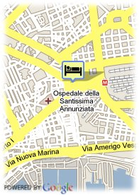 map-Hotel Cavour