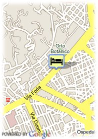 map-Hotel Del Real Orto