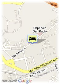 map-Hotel San Paolo