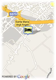 map-Hotel Frate Sole